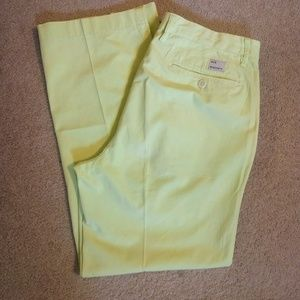 "Mason's Italy cotton trouser pants sz 34"" *X"